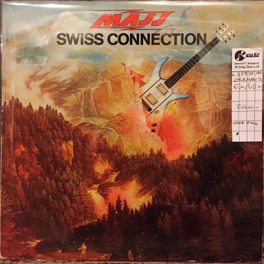 Mass Swiss Connection used vinyl | Kalóz Record Store Budapest
